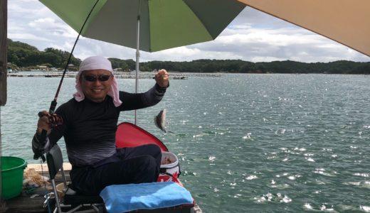 【釣りクラブ】8月30日 賢島